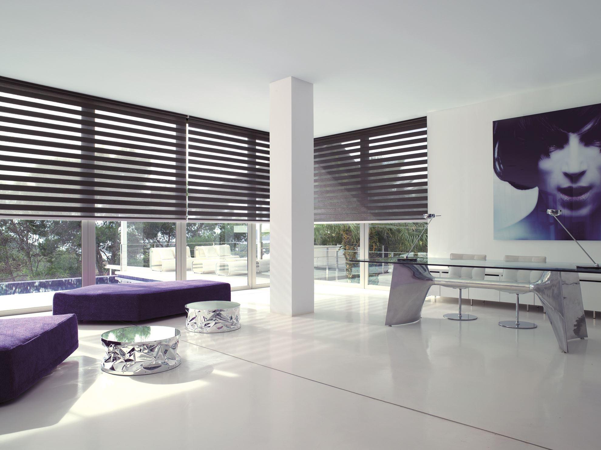 Afbeelding van DCDL® Duo Rolgordijnen met montageprofiel