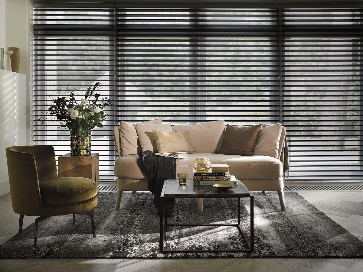 Afbeelding van Luxaflex® Silhouette® Shades 75 mm met eindlooskoord