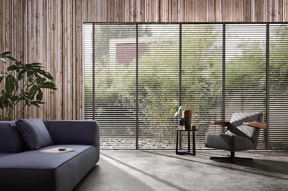Afbeelding van Luxaflex® Aluminium jaloezieën 70 mm Ellisse