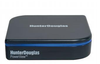 Luxaflex® Smartkit Hub, versterker, Pebble® incl. afstandsbediening en kabels