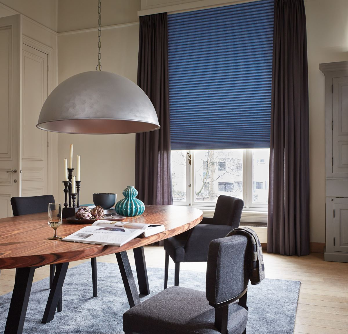 Afbeelding van Luxaflex® Duette® Shades 25 mm Top Down Bottom Up&Eindloos Koord