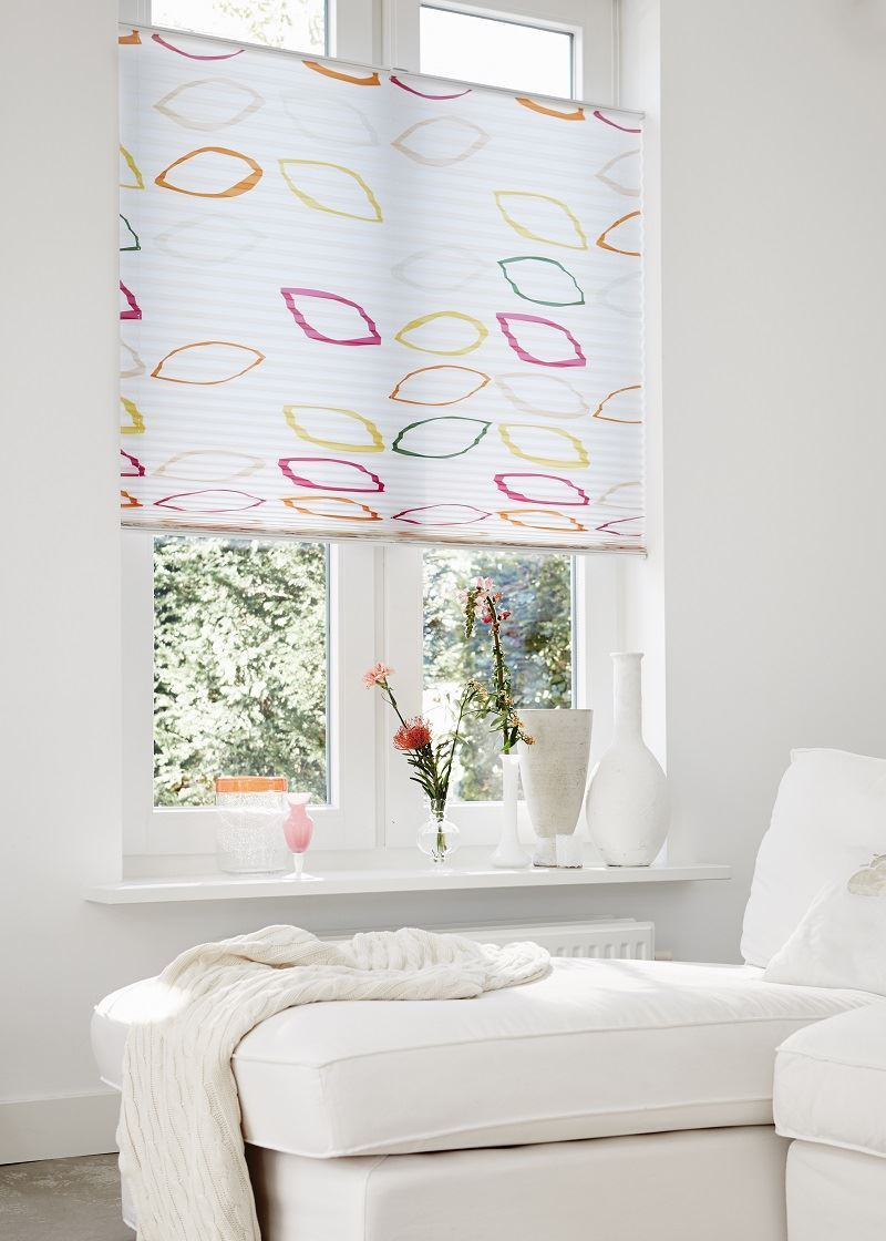 Afbeelding van Luxaflex® Plissé Shades 20 mm met literise