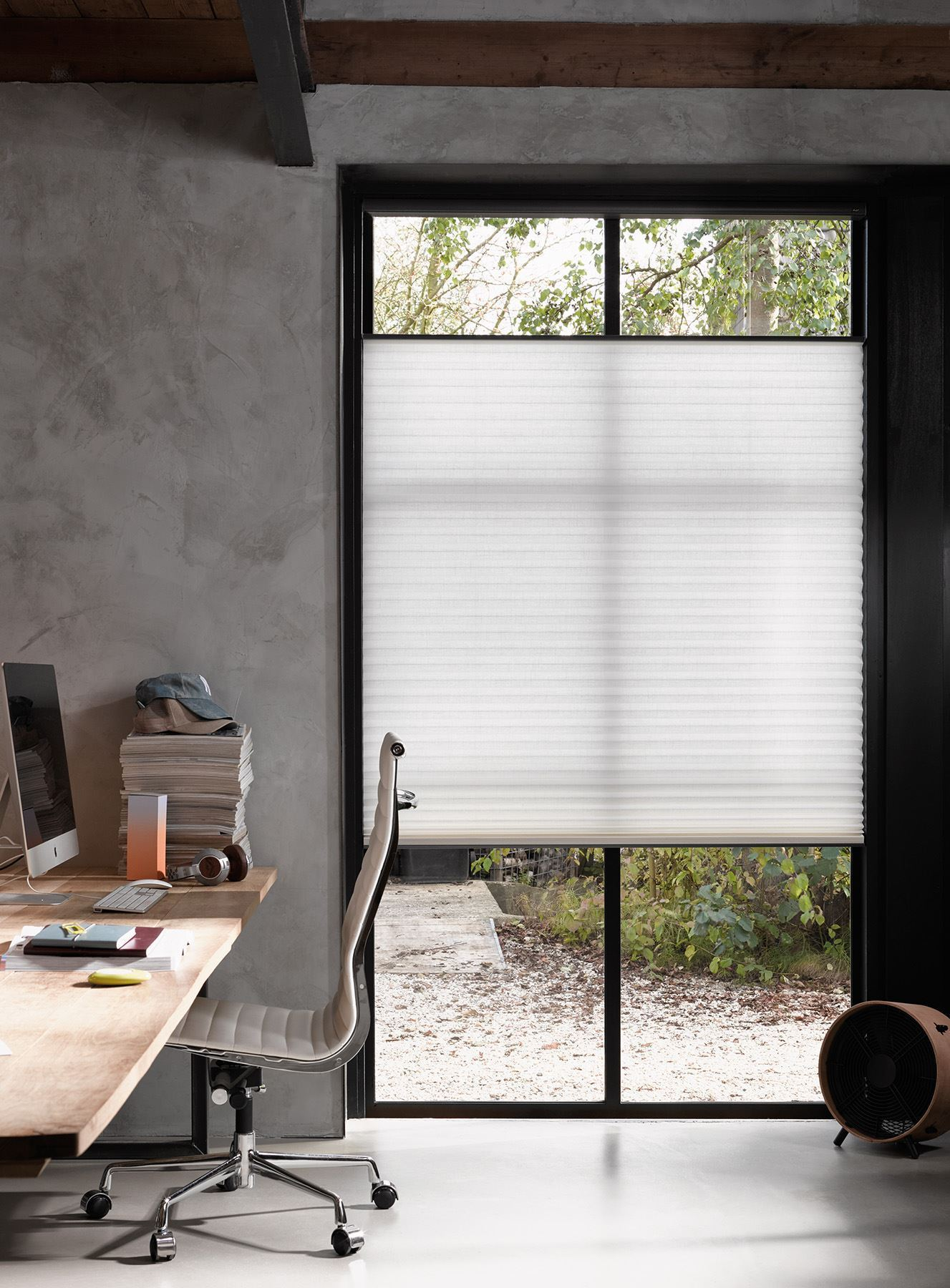 Afbeelding van Luxaflex® Duette® Shades 32 mm Top Down Bottom Up&Powerview
