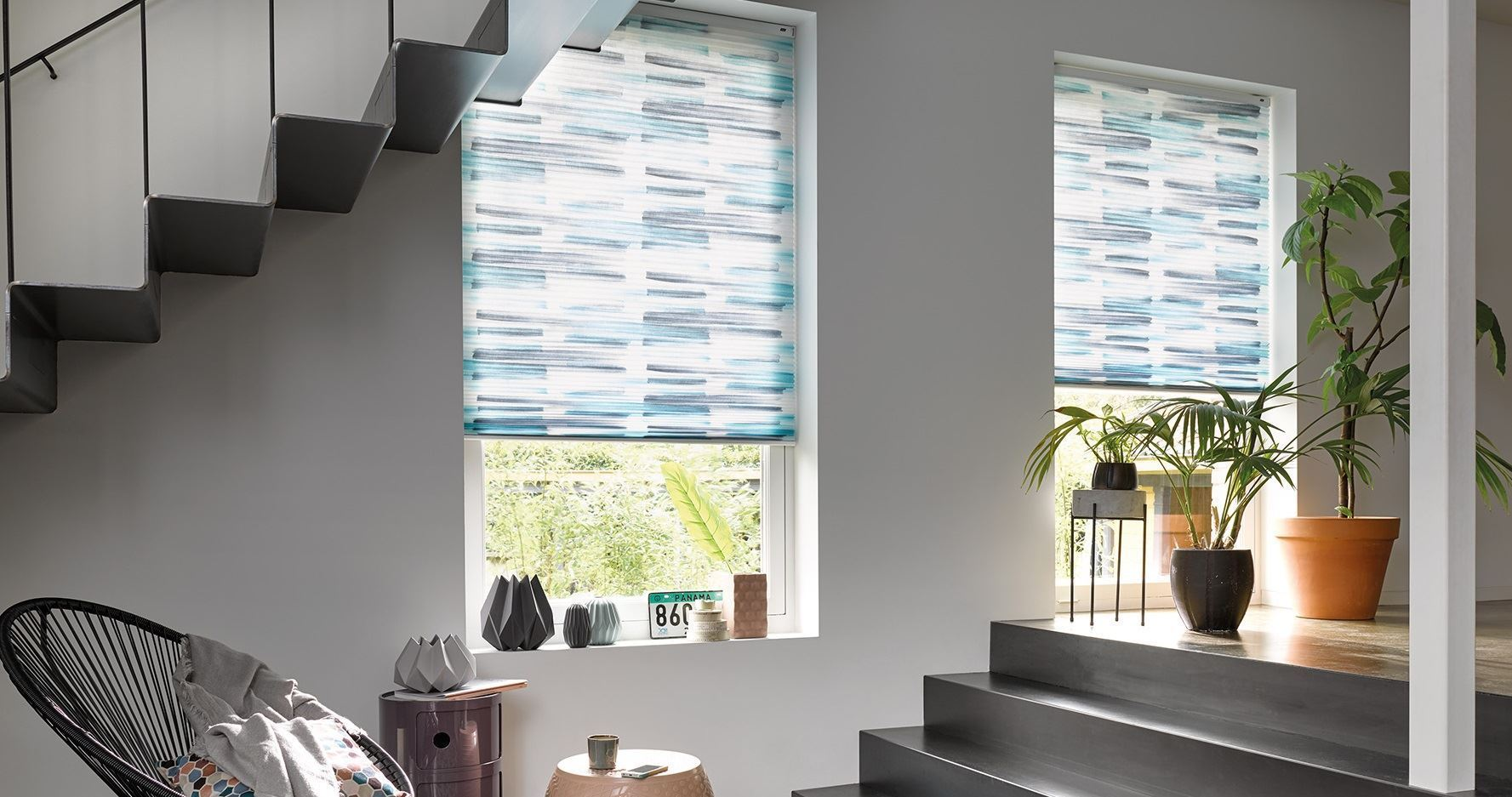 Afbeelding van Luxaflex® Duette® Shades 32 mm Top Down Bottom Up&Eindloos koord