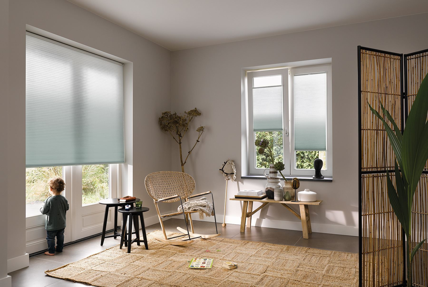 Afbeelding van Luxaflex® Duette® Shades 64 mm Top Down Bottom Up&Literise