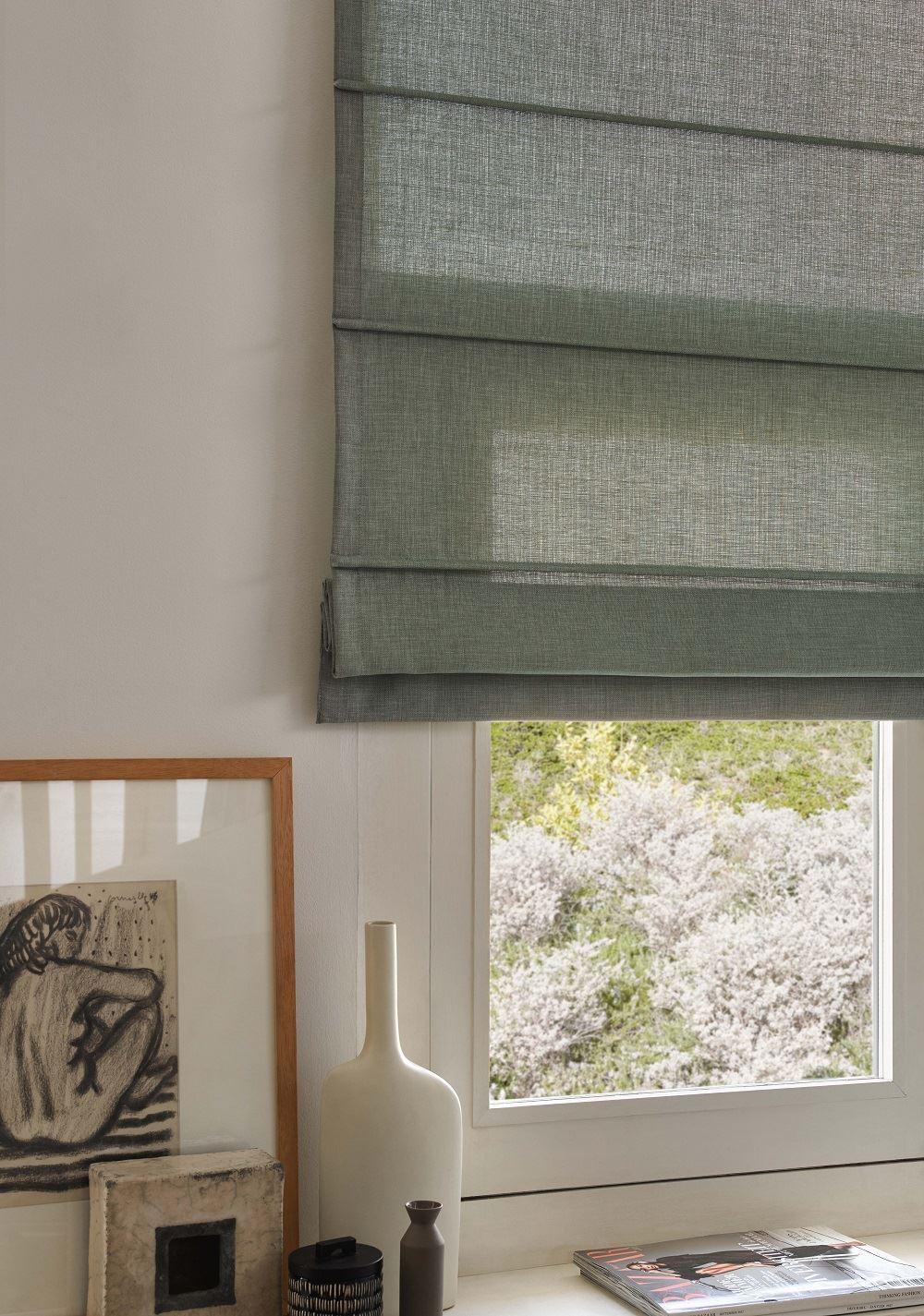 Afbeelding van Luxaflex® vouwgordijn Elegant wonen met powerview